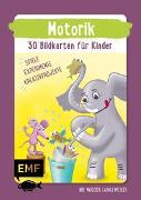 Cover-Bild zu Pichler, Sandra: Motorik - 30 Bildkarten für Kinder im Kindergarten- und Vorschulalter