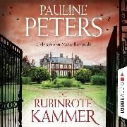 Cover-Bild zu Die rubinrote Kammer - Victoria-Bredon-Reihe 1 (Audio Download) von Peters, Pauline