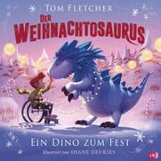 Cover-Bild zu Der Weihnachtosaurus - Ein Dino zum Fest
