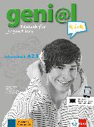 Cover-Bild zu Fröhlich, Birgitta: geni@l klick A2.1. Arbeitsbuch