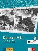 Cover-Bild zu Fleer, Sarah: Klasse! A1.1