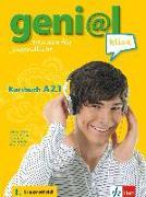 Cover-Bild zu Fröhlich, Birgitta: geni@l klick A2.1 - Kursbuch