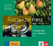 Cover-Bild zu Koithan, Ute: Aspekte neu C1. 3 Audio-CDs zum Lehrbuch