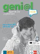 Cover-Bild zu Fröhlich, Birgitta: genial klick A2. Arbeitsbuch mit Audio-CDs