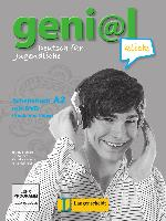 Cover-Bild zu Koithan, Ute: geni@l klick A2 - Arbeitsbuch mit DVD-ROM
