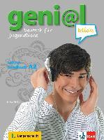 Cover-Bild zu Fröhlich, Birgitta: geni@l klick A2 - Lehrerhandbuch mit integriertem Kursbuch
