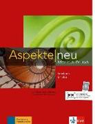 Cover-Bild zu Koithan, Ute: Aspekte / Lehrbuch ohne DVD B1+. Neubearbeitung