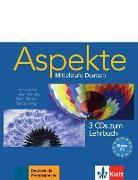 Cover-Bild zu Koithan, Ute: Aspekte 2 (B2) - 3 Audio-CDs zum Lehrbuch 2