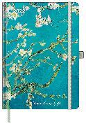 Cover-Bild zu Vincent van Gogh 2022 - Buchkalender - Taschenkalender - Kunstkalender - 16x22