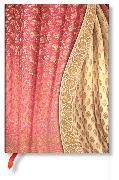 Cover-Bild zu Varanasi-Seiden und -Saris Sunahara Midi liniert
