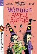 Cover-Bild zu Owen, Laura: Read with Oxford: Stage 5: Winnie and Wilbur: Winnie's Awful Auntie