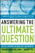 Cover-Bild zu Brooks, Laura L.: Answering the Ultimate Question (eBook)