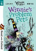 Cover-Bild zu Owen, Laura: Read with Oxford: Stage 6: Winnie and Wilbur: Winnie's Problem Pets