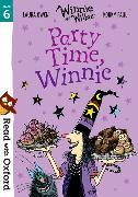 Cover-Bild zu Owen, Laura: Read with Oxford: Stage 6: Winnie and Wilbur: Party Time, Winnie