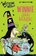 Cover-Bild zu Owen, Laura: Winnie and Wilbur: Winnie Adds Magic