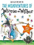 Cover-Bild zu Owen, Laura: The Misadventures of Winnie and Wilbur