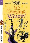 Cover-Bild zu Owen, Laura: Read with Oxford: Stage 5: Winnie and Wilbur: It's Teatime, Winnie!