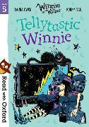 Cover-Bild zu Owen, Laura: Read with Oxford: Stage 5: Winnie and Wilbur: Tellytastic Winnie