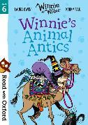 Cover-Bild zu Owen, Laura: Read with Oxford: Stage 6: Winnie and Wilbur: Winnie's Animal Antics