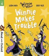 Cover-Bild zu Owen, Laura: Read with Oxford: Stage 4: Winnie and Wilbur: Winnie Makes Trouble