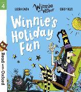 Cover-Bild zu Owen, Laura: Read with Oxford: Stage 4: Winnie and Wilbur: Winnie's Holiday Fun