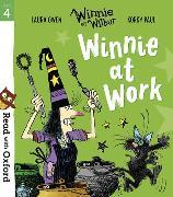Cover-Bild zu Owen, Laura: Read with Oxford: Stage 4: Winnie and Wilbur: Winnie at Work