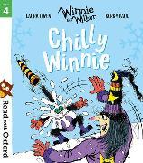 Cover-Bild zu Owen, Laura: Read with Oxford: Stage 4: Winnie and Wilbur: Chilly Winnie