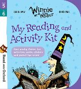 Cover-Bild zu Owen, Laura: Read with Oxford: Stages 5-6: My Winnie and Wilbur Reading and Activity Kit