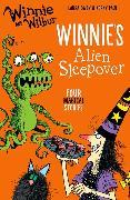 Cover-Bild zu Owen, Laura: Winnie and Wilbur: Winnie's Alien Sleepover