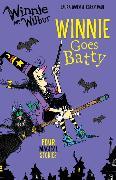 Cover-Bild zu Owen, Laura: Winnie and Wilbur: Winnie Goes Batty