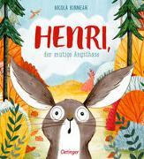 Cover-Bild zu Kinnear, Nicola: Henri, der mutige Angsthase