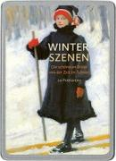 Cover-Bild zu Winter-Szenen