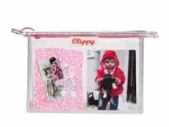 Cover-Bild zu Clippy London Make-Up Bag Kosmetiktasche
