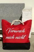 """Cover-Bild zu Tasche """"Verarsch mich nicht"""""""
