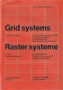 Cover-Bild zu Rastersysteme für die visuelle Gestaltung - Grid systems in Graphic Design