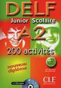 Cover-Bild zu DELF Junior Scolaire A2