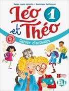 Cover-Bild zu Léo et Théo 1. Cahier d'activité + CD audio