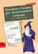 Cover-Bild zu Résolutions d'énigmes - Niveau 4. Kopiervorlagen
