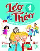 Cover-Bild zu Léo et Théo 1. Livre de l'élève