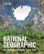 Cover-Bild zu National Geographic - Die schönsten Landschaften unserer Erde