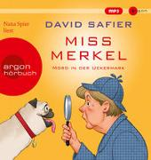 Cover-Bild zu Safier, David: Miss Merkel