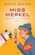 Cover-Bild zu Safier, David: Miss Merkel (eBook)