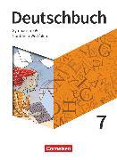 Cover-Bild zu Deutschbuch Gymnasium, Nordrhein-Westfalen - Neue Ausgabe, 7. Schuljahr, Schülerbuch von Buhr, Christina