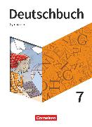 Cover-Bild zu Deutschbuch Gymnasium, Neue Allgemeine Ausgabe, 7. Schuljahr, Schülerbuch von Buhr, Christina