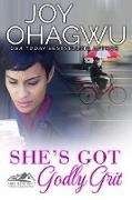 Cover-Bild zu She's Got Godly Grit (She Knows Her God, #11) (eBook)
