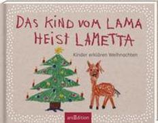 Cover-Bild zu Das Kind vom Lama heist Lametta
