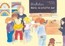 Cover-Bild zu Jüngling, Christine: Diabetes - Marie, du schaffst das!