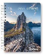 Cover-Bild zu Beautiful Planet 2022 - Buchkalender - Taschenkalender - Fotokalender - 16,5x21,6
