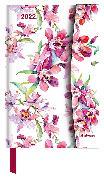Cover-Bild zu Flower Fantasy 2022 - Diary - Buchkalender - Taschenkalender - 10x15