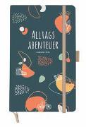 Cover-Bild zu Alltagsabenteuer Kalenderbuch A5 Kalender 2022